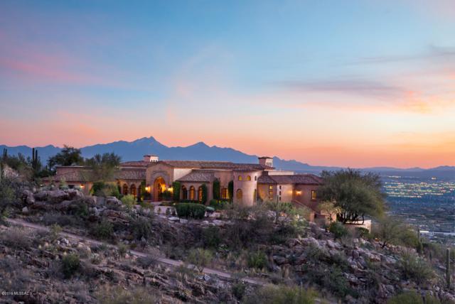 7406 N Secret Canyon Drive, Tucson, AZ 85718 (#21920061) :: Long Realty - The Vallee Gold Team