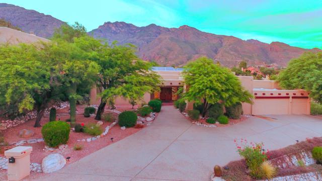 6281 E Placita De Fuego, Tucson, AZ 85750 (#21920100) :: Long Realty - The Vallee Gold Team