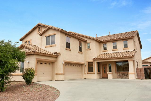 4907 N Louis River Way, Tucson, AZ 85718 (#21920170) :: Long Realty - The Vallee Gold Team