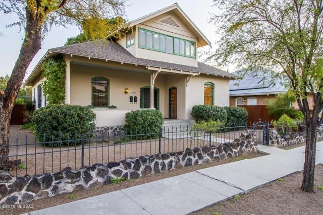 408 E 16Th Street, Tucson, AZ 85701 (#21920272) :: The Local Real Estate Group | Realty Executives