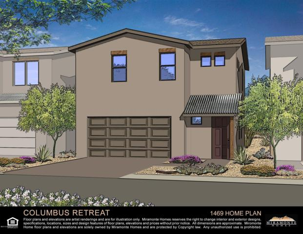 4248 E Columbus Park Place Lot 11, Tucson, AZ 85712 (#21920352) :: Long Realty Company