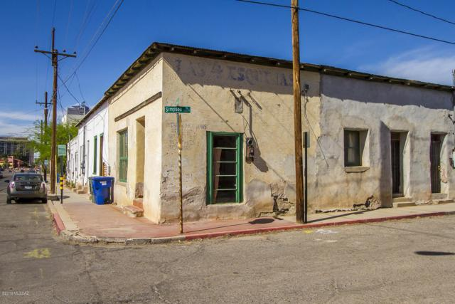 69 W Simpson Street, Tucson, AZ 85701 (#21920385) :: Long Realty Company