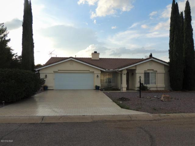 923 E Saguaro Drive, Pearce, AZ 85625 (#21920482) :: Long Realty Company