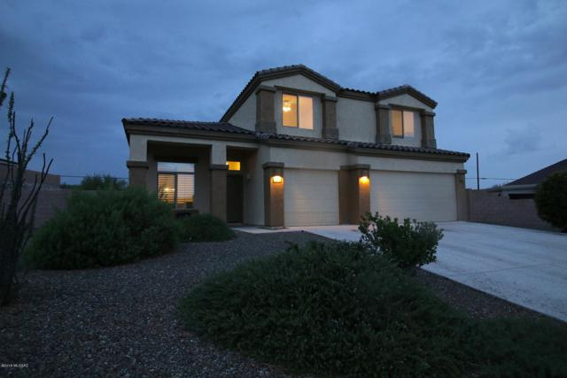 761 S Ramsay Pollard Place, Vail, AZ 85641 (#21920769) :: Long Realty - The Vallee Gold Team