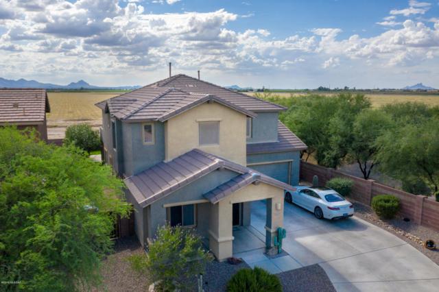 12981 N Fox Hollow Drive, Marana, AZ 85653 (#21920925) :: The Josh Berkley Team