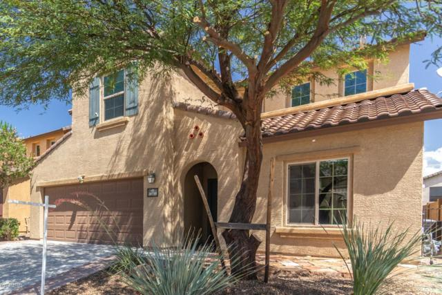 10735 E Saguaro Sunset Place, Tucson, AZ 85747 (#21920935) :: Long Realty - The Vallee Gold Team