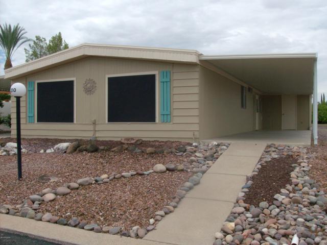 210 W Mora Drive, Green Valley, AZ 85614 (#21921019) :: Long Realty Company