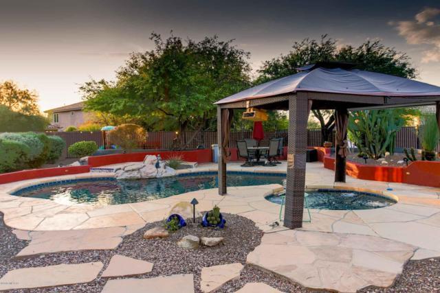4058 W Still Canyon Pass, Tucson, AZ 85745 (MLS #21921068) :: The Property Partners at eXp Realty