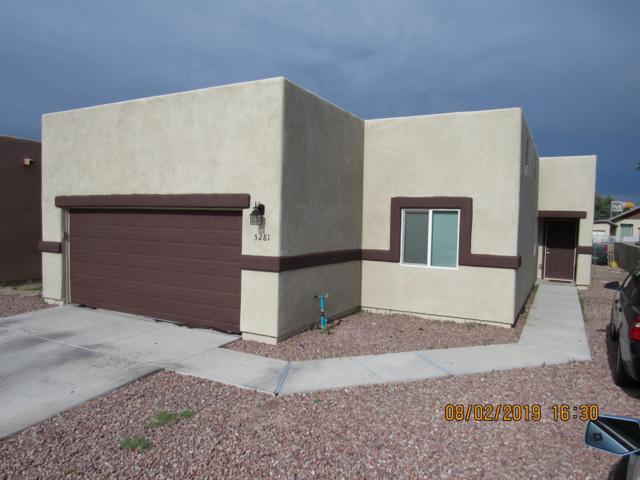 5281 S Caitlin Way, Tucson, AZ 85706 (#21921070) :: Long Realty Company