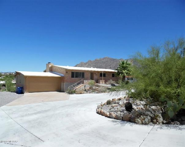6601 N Calle Padre Felipe, Tucson, AZ 85718 (#21921269) :: Long Realty Company