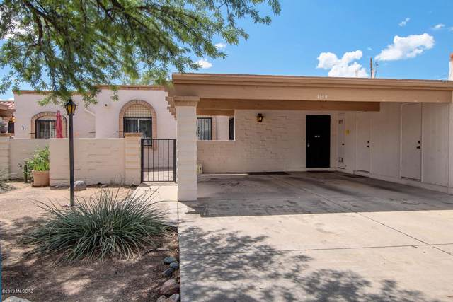 4140 E Megan Drive, Tucson, AZ 85712 (#21923327) :: Tucson Property Executives
