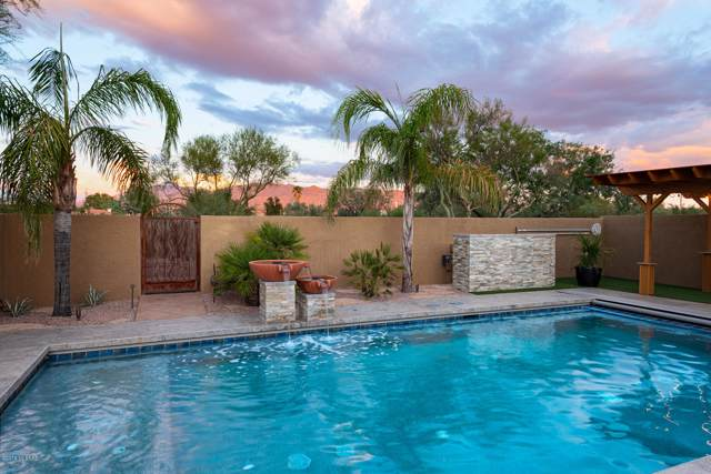87 S Shadow Creek Place, Tucson, AZ 85748 (#21923763) :: The Local Real Estate Group | Realty Executives