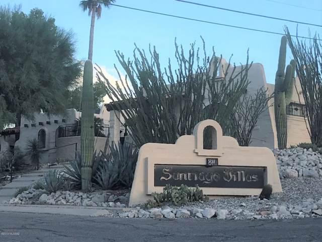 810 N Camino Santiago Unit 3, Tucson, AZ 85745 (#21923771) :: Long Realty - The Vallee Gold Team