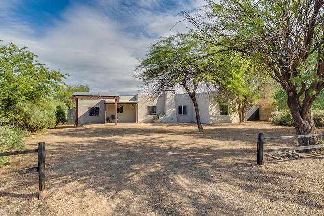 4017 E 17th Street, Tucson, AZ 85711 (#21923775) :: Long Realty - The Vallee Gold Team