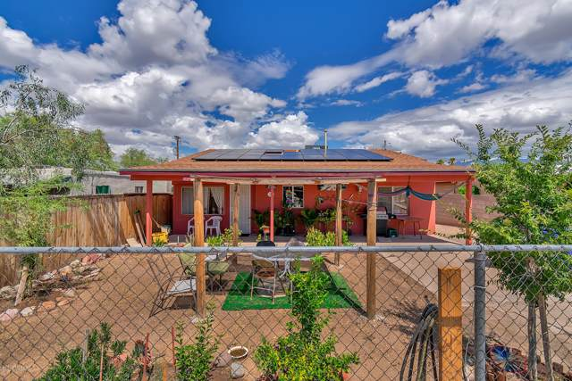 846 W Paris Promenade, Tucson, AZ 85705 (#21923780) :: Long Realty - The Vallee Gold Team