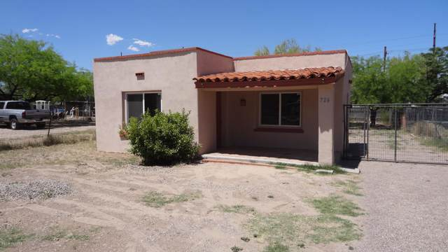 726 W President Street, Tucson, AZ 85714 (#21923782) :: Long Realty - The Vallee Gold Team