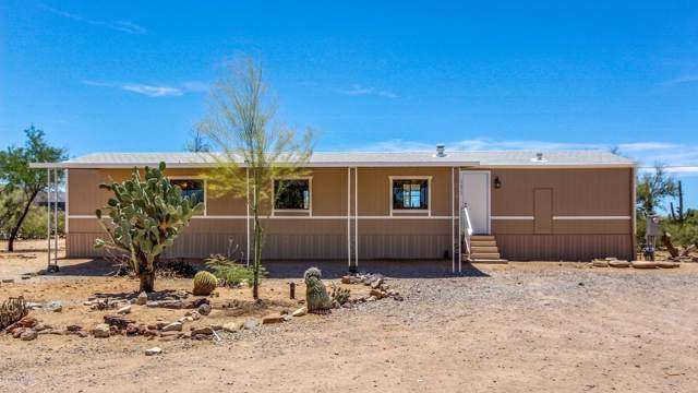 11511 W Picture Rocks Road, Tucson, AZ 85743 (#21923784) :: The Local Real Estate Group | Realty Executives