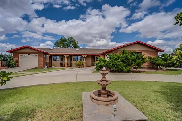 1720 E 7Th Street, Douglas, AZ 85607 (#21923882) :: The Local Real Estate Group | Realty Executives