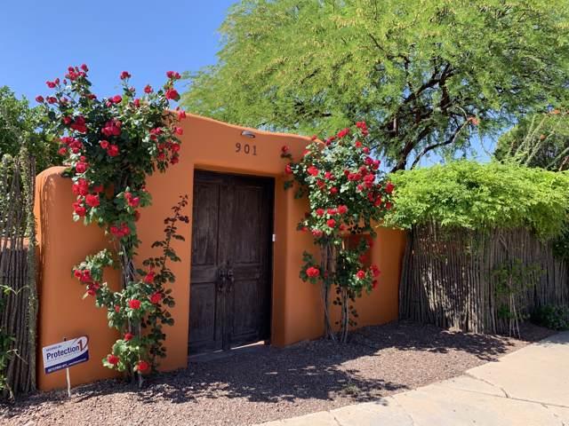 901 W Emery Street, Tucson, AZ 85745 (#21923886) :: Long Realty Company