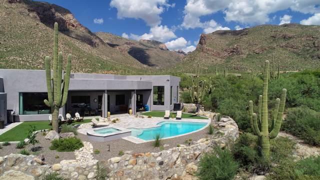 7993 N Pima Village Court, Tucson, AZ 85718 (#21923888) :: Long Realty - The Vallee Gold Team