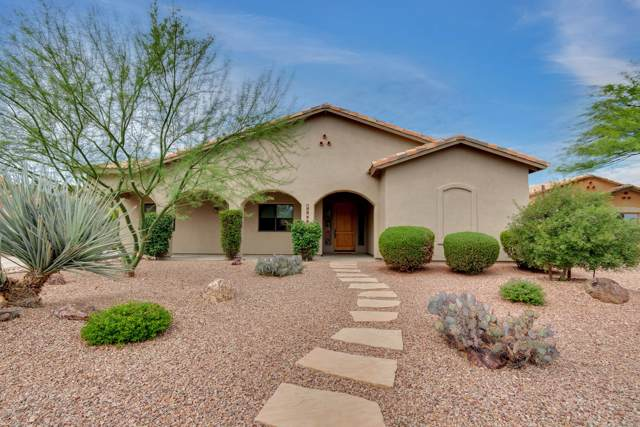 12899 N Eagleview Drive, Oro Valley, AZ 85755 (MLS #21923930) :: The Property Partners at eXp Realty