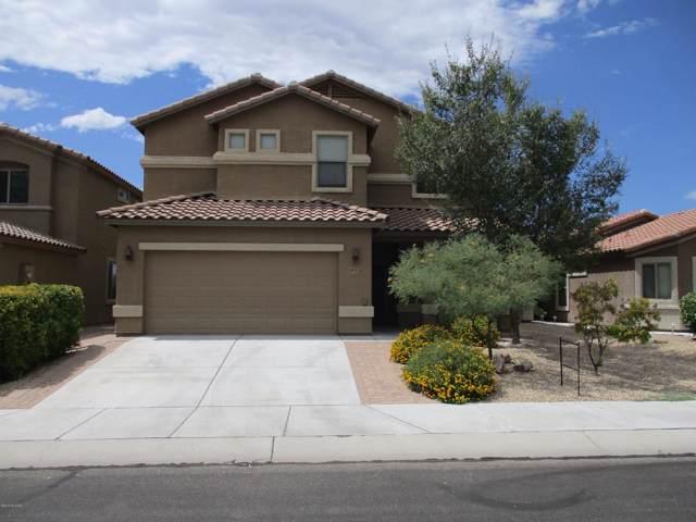9034 S Silkwood Lane, Tucson, AZ 85756 (MLS #21923934) :: The Property Partners at eXp Realty