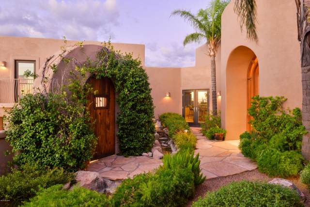 4360 N Painted Quail Drive, Tucson, AZ 85750 (#21923965) :: The Local Real Estate Group | Realty Executives