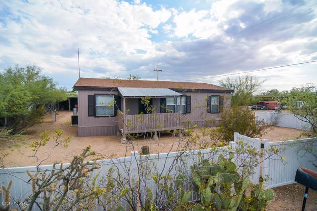 9181 W Claude Street, Tucson, AZ 85735 (#21923974) :: Long Realty - The Vallee Gold Team