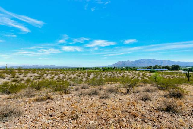0000 N Silverbell  Lot #3 Road #3, Tucson, AZ 85745 (#21923979) :: The Local Real Estate Group | Realty Executives