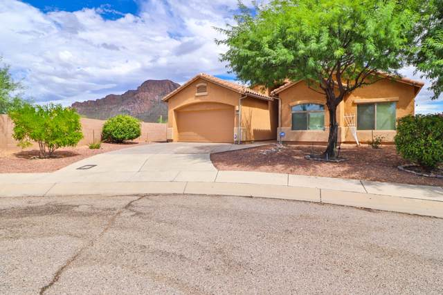 3915 S Rocky Peak Court, Tucson, AZ 85735 (#21924040) :: The Local Real Estate Group | Realty Executives