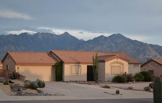 4159 S Via De Febrero, Green Valley, AZ 85622 (#21924050) :: Tucson Property Executives