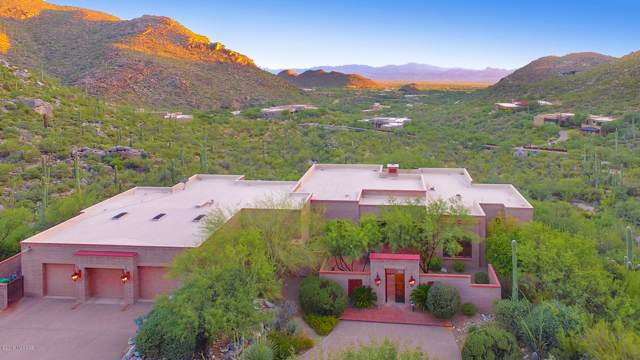 4519 W Cush Canyon Loop, Marana, AZ 85658 (MLS #21924070) :: The Property Partners at eXp Realty
