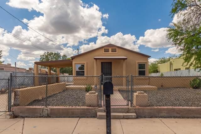 3674 S Liberty Avenue, Tucson, AZ 85713 (#21924090) :: Long Realty Company