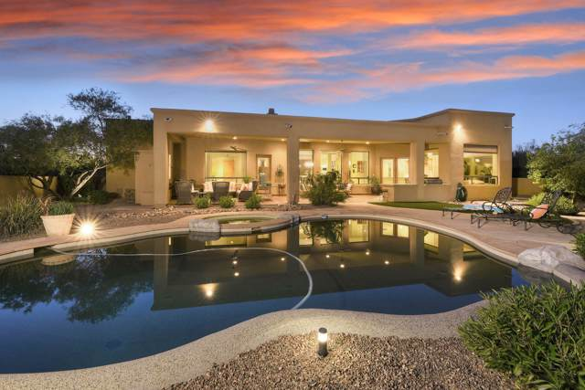 12200 N Reflection Ridge Drive, Oro Valley, AZ 85755 (MLS #21924091) :: The Property Partners at eXp Realty