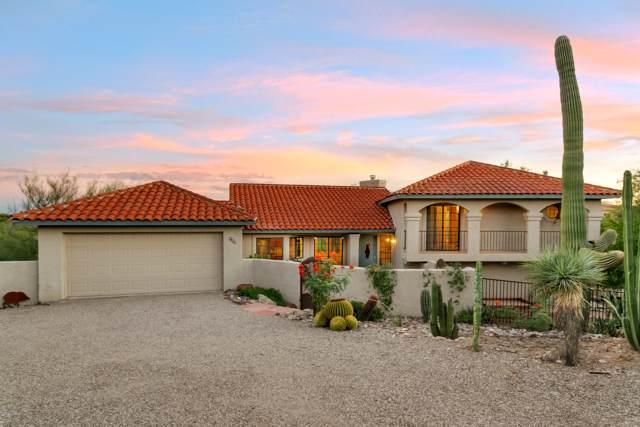4365 E Cerrada Del Cazador, Tucson, AZ 85718 (#21924098) :: Long Realty Company