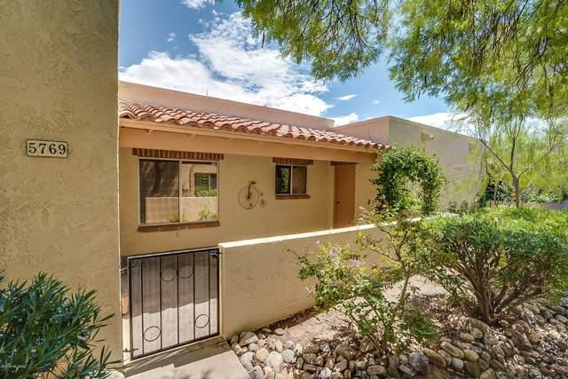 5769 N Camino Esplendora, Tucson, AZ 85718 (#21924146) :: Long Realty Company