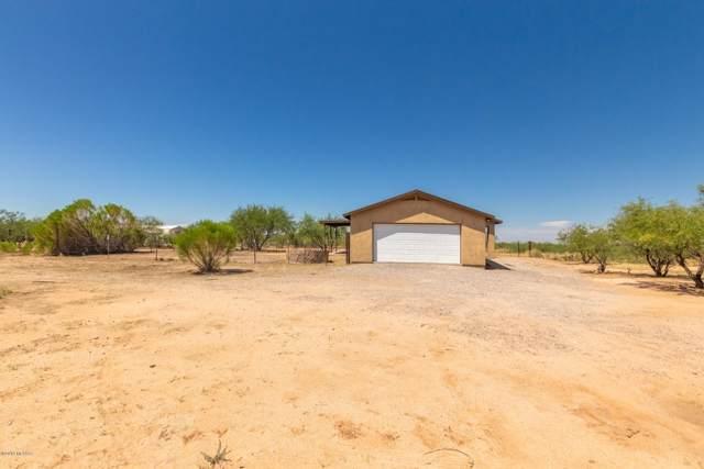 8150 S Marstellar Road, Tucson, AZ 85736 (#21924156) :: Long Realty Company