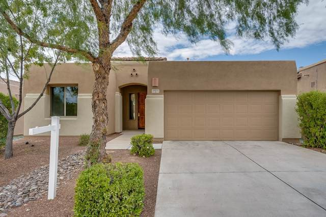 10452 S Frontier Ranch Place, Vail, AZ 85641 (#21924170) :: Keller Williams