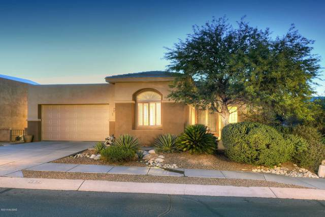 4970 N Bonita Ridge Avenue, Tucson, AZ 85750 (#21924186) :: The Josh Berkley Team