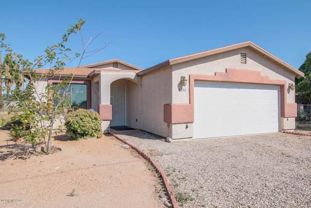 6733 S Craycroft Road, Tucson, AZ 85756 (#21924244) :: Long Realty Company