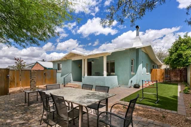 1135 E 8th Street, Tucson, AZ 85719 (#21924263) :: Long Realty Company