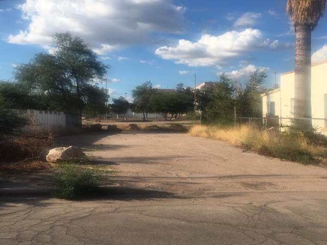 436 W Rosales Street #0, Tucson, AZ 85701 (#21924280) :: Long Realty - The Vallee Gold Team