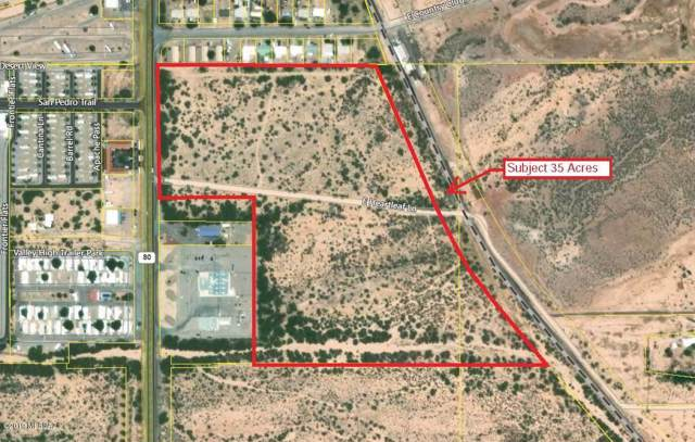 Highway 80 - Frontage, Benson, AZ 85602 (MLS #21924283) :: The Property Partners at eXp Realty