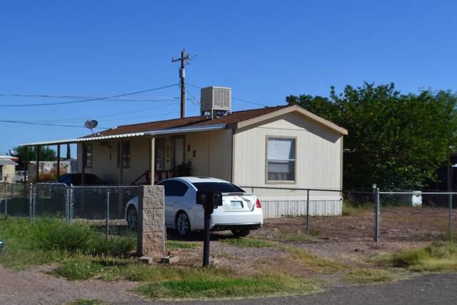 111 S Santa Cruz Road, Huachuca City, AZ 85616 (#21924295) :: Long Realty - The Vallee Gold Team
