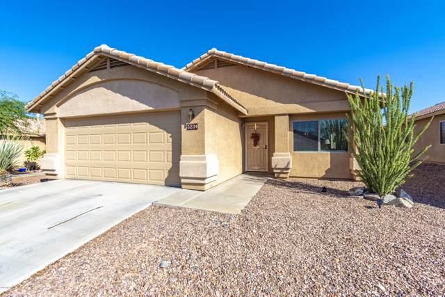 5234 W Canyon Towhee Street, Tucson, AZ 85742 (#21924312) :: Long Realty Company