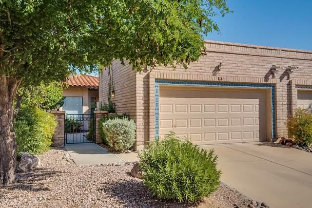 251 E Crooked Stick Drive, Tucson, AZ 85737 (#21924326) :: Luxury Group - Realty Executives Tucson Elite