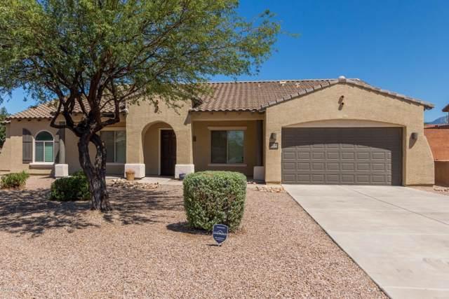 9505 S Camino Cabalgata, Vail, AZ 85641 (MLS #21924328) :: The Property Partners at eXp Realty