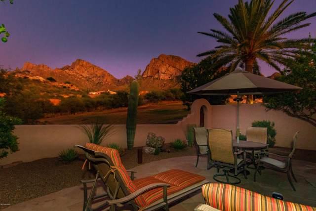 9916 N Ridge Shadow Place, Tucson, AZ 85704 (#21924344) :: Luxury Group - Realty Executives Tucson Elite