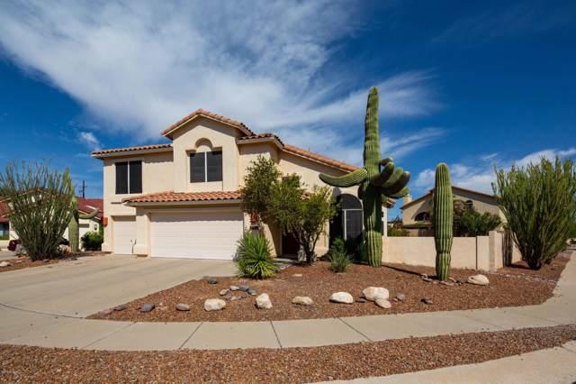 11491 N Copper Creek Drive, Tucson, AZ 85737 (#21924350) :: Luxury Group - Realty Executives Tucson Elite