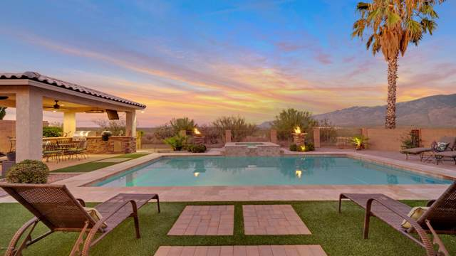 12316 N Mount Bigelow Road, Oro Valley, AZ 85755 (#21924355) :: Long Realty Company